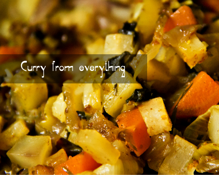 Curry from everything